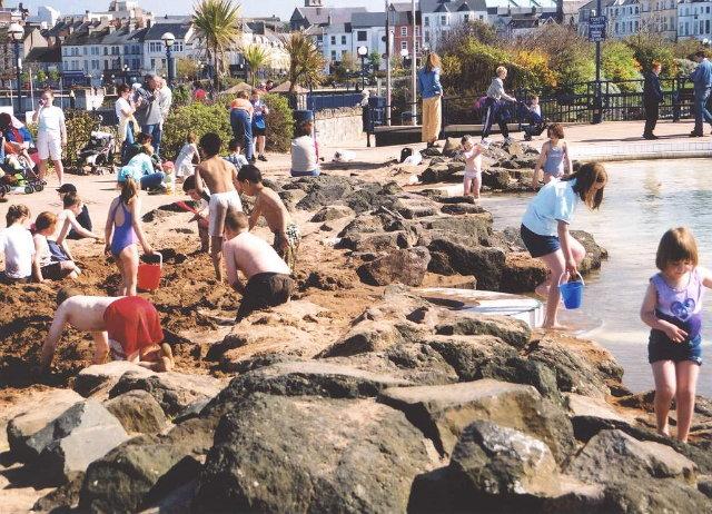Bangor Pickie Park Sand Pit