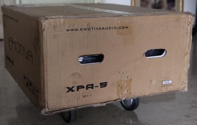 Emotiva XPA-5 Box