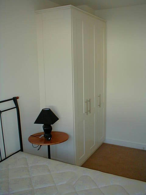Double Bed Room Wardrobe