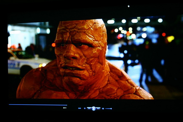 Fantastic Four - Windows Media Player