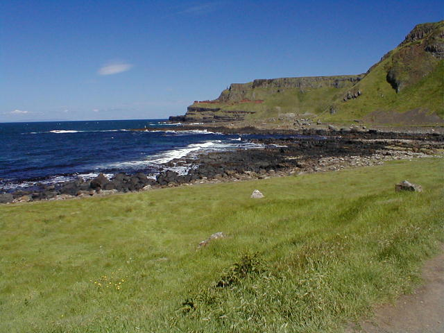 Giant's Causeway View