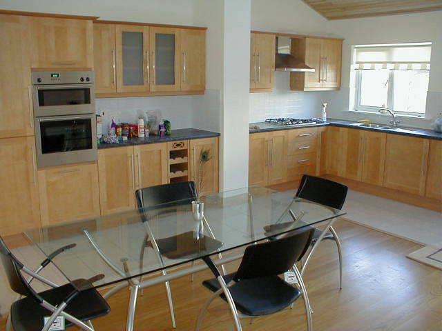 Kitchen From Door