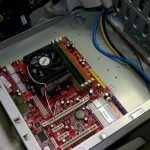 Motherboard Mounted