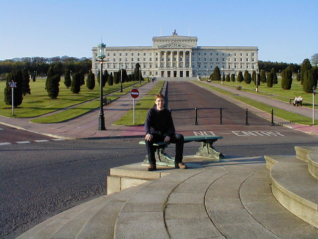 Northern Ireland Parliament and Me