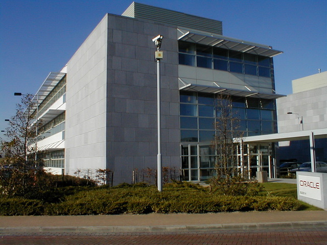 Oracle Ireland Building 2