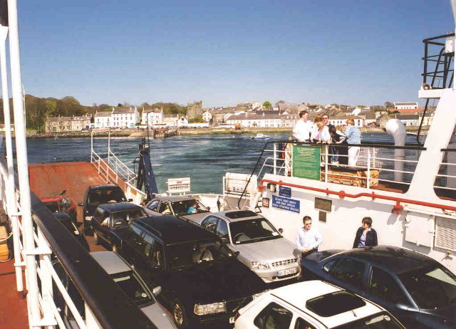 Portaferry Ferry View