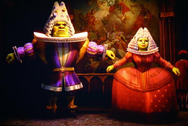 Shrek 3 - Funny Costumes