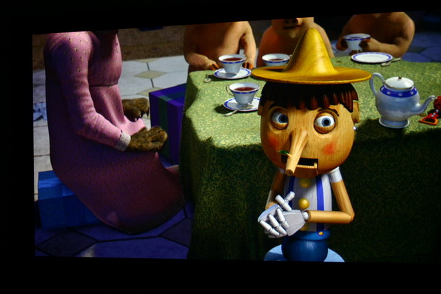 Shrek 3 - Pinocchio