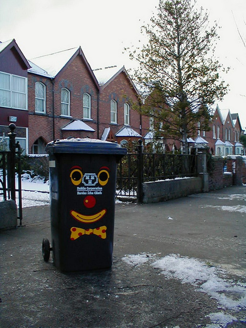 Snow Day 2 - Saint Lawrence Road Bin