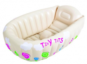 Tiny Tots Inflatable Baby Bath